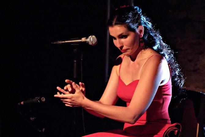 Rencontre avec l'artiste Flamenca Mathilde Ménager