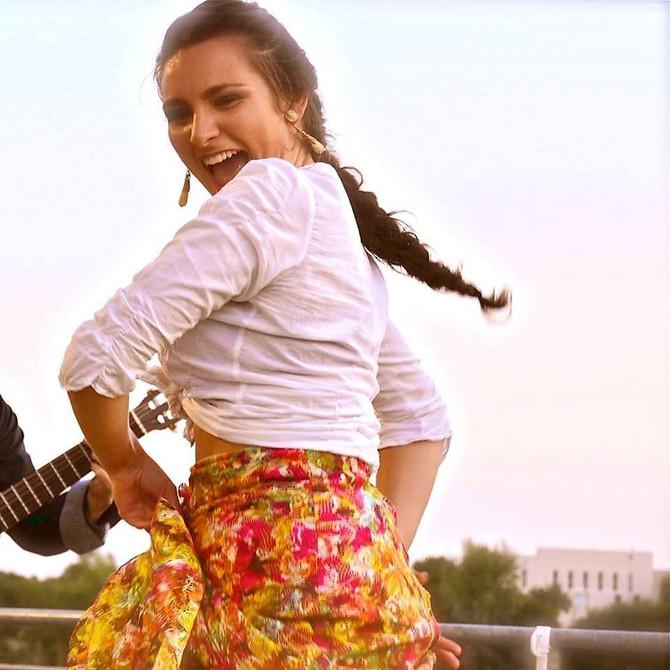 Laura La Mori une danseuse passionnée