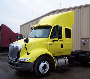 International HV WorkStar TranStar Durastar I-1E roof fairing