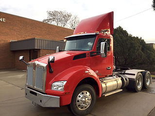 Kenworth T880 Beacon Lights P2-9 air fairing