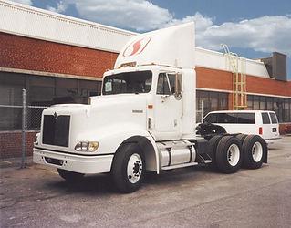 International 9000 9100 9400 N-1 air fairing side fairing