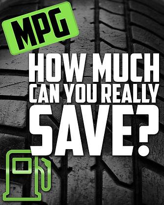 Airodyne MPG Savings