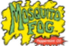 Mosquito Fog witgh Peppermint Oil