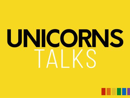 Põe na agenda! 1º Unicorns Talks será sobre prevenção ao HIV com Rico Vasconcelos