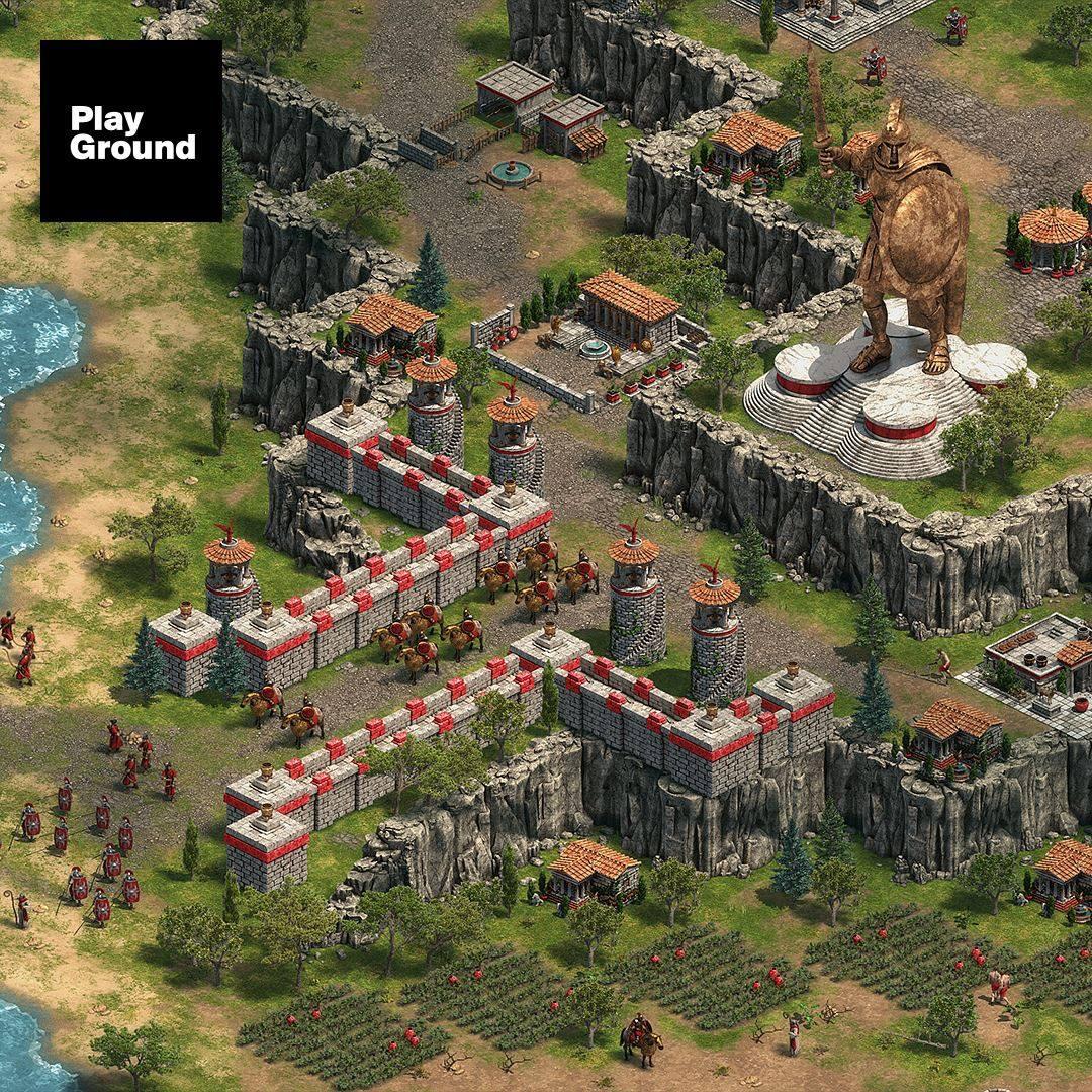 Age of Empires celebra su veinte aniversario con esta remasterización