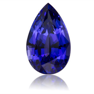pear-cut-tanzanite