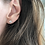 Thumbnail: Crystal Quartz Martini Stud Earrings 5mm (1.20ctw)
