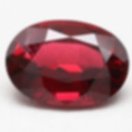 Natural-red-ruby-oval