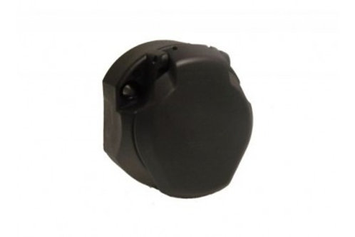 MP129 12V 13 PIN PLASTIC SOCKET
