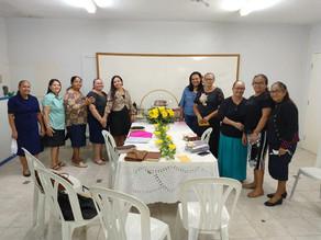 Nova coordenação do Círculo de Oração na AD Cohab.