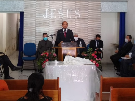 Congregação da Trav. São Miguel é desmembrada.