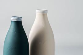 garrafa de leite
