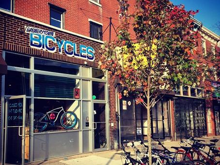 Fairmount/Brewerytown Bikes