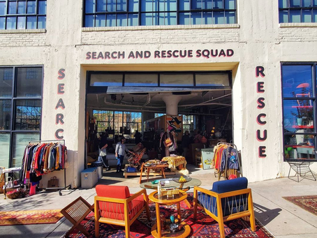 Local business spotlight: Search + Rescue Drygoods