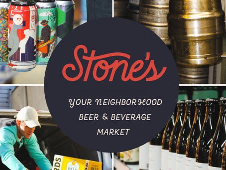 GAMBA Spotlight: Stone's Beer & Beverage Market