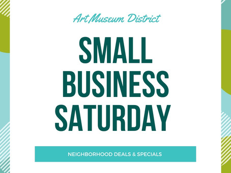 Small Business Saturday Deals