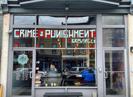 Crime and Punishment Brewing Company