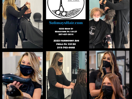 GAMBA Spotlight: Sulimay's Salon & Barber Studio