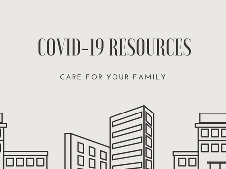 Resources for Families & Individuals
