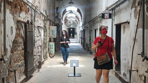 Eastern State Penitentiary is ready to open its doors for the spring!