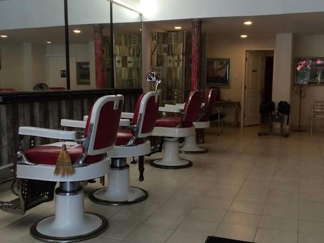 Process Junior's Barber Shop