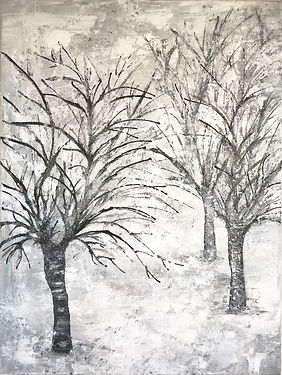 """Snowy Forest"""