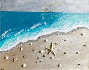 """"""" At the Beach"""""""