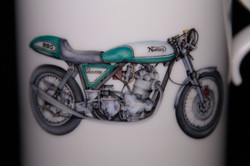 NORTON COMMANDO 850 1974