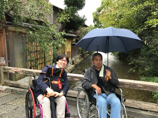 【有料老人ホームのご利用者様と京都日帰り旅行へ】