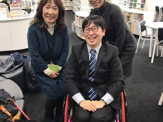 【ユニバーサルマナー検定-堺女子短期大学-】