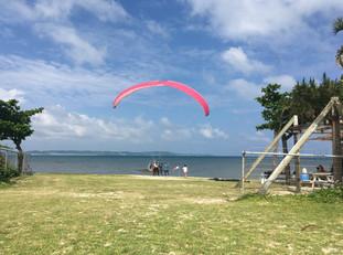 【車椅子と歩行器置いて沖縄の空を飛ぶ!2泊3日】