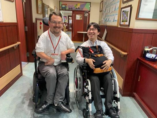 【障害者・難病者の観光取り組み最前線】