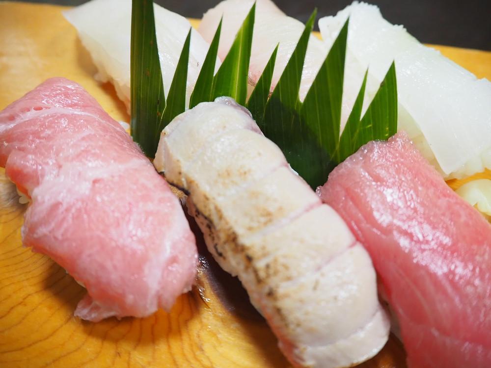 クロマグロお寿司