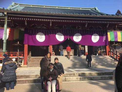 【車椅子で滋賀旅-世界遺産比叡山延暦寺】
