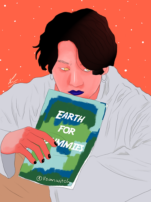 Mars Boy Jungkookie