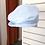 Thumbnail: Peau de soie newsboy hat