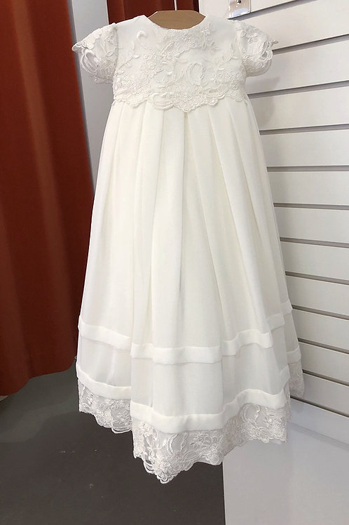 Corded Lace Bodice and Band