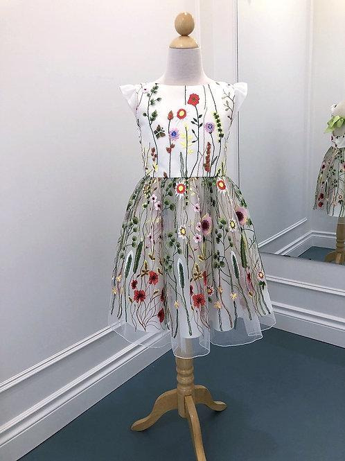 Spring Flowers Dress