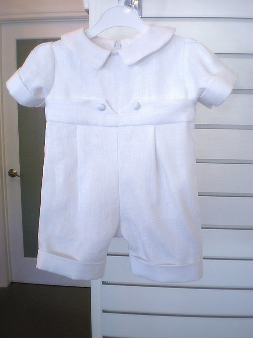 Custom baptism outfit