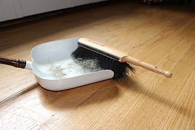 Natural Cleaning Tools