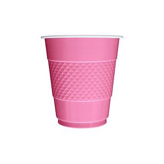 Vaso x 10 rosa