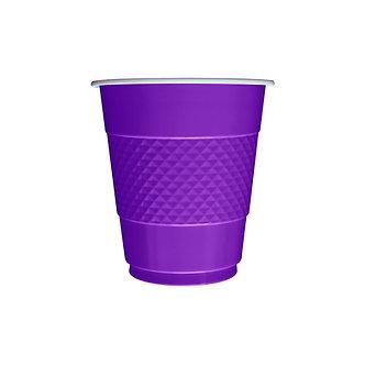 Vaso x10 violeta