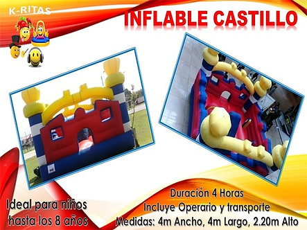 inflable twister