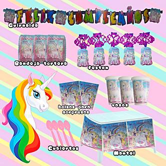 Set de unicornio