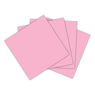 Servilleta rosa