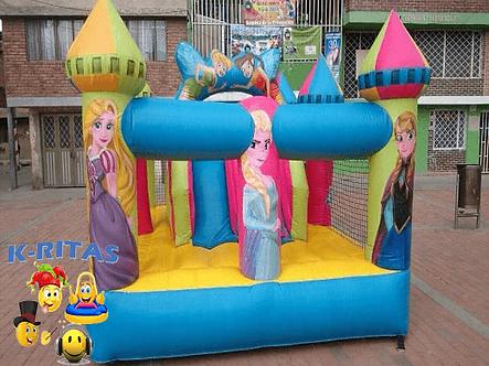 inflable princesas