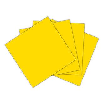 Servilleta amarilla