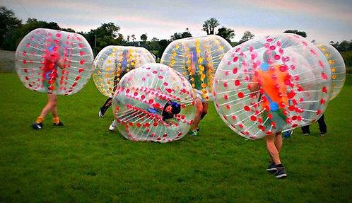 Esferas inflables
