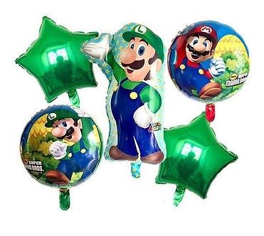 Bouquet Mario