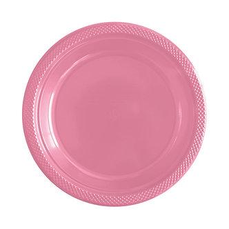 Plato 9° rosa